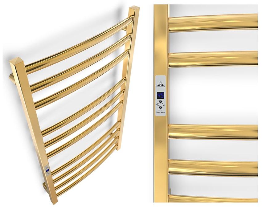 Покриття рушникосушарки під золото чи бронзу - 1